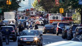 Multiple People Injured After Truck Plows Through New York City Bike Path