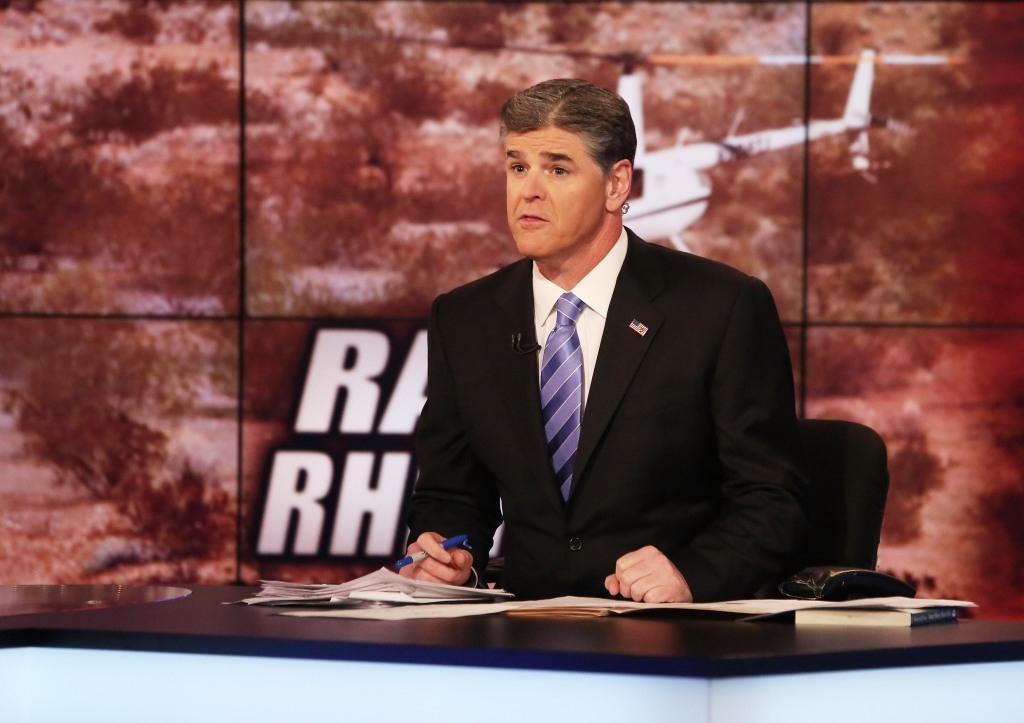 Willie Robertson Of 'Duck Dynasty' Visits FOX's 'Hannity With Sean Hannity'