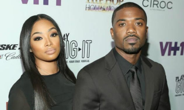 Ray J/Princess Love