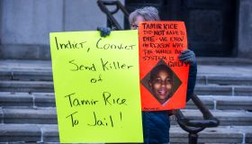 Protesters Gather in Cleveland to Protest Shooting of Tamir Rice