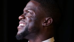Kevin Hart And Jon Feltheimer Host Launch Of Laugh Out Loud - Inside