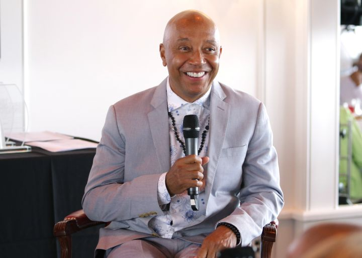 Russell Simmons, Businessman & Activist On Being an Activist and Business Figure