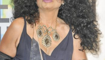 Diana Ross at the 2017 AMA's