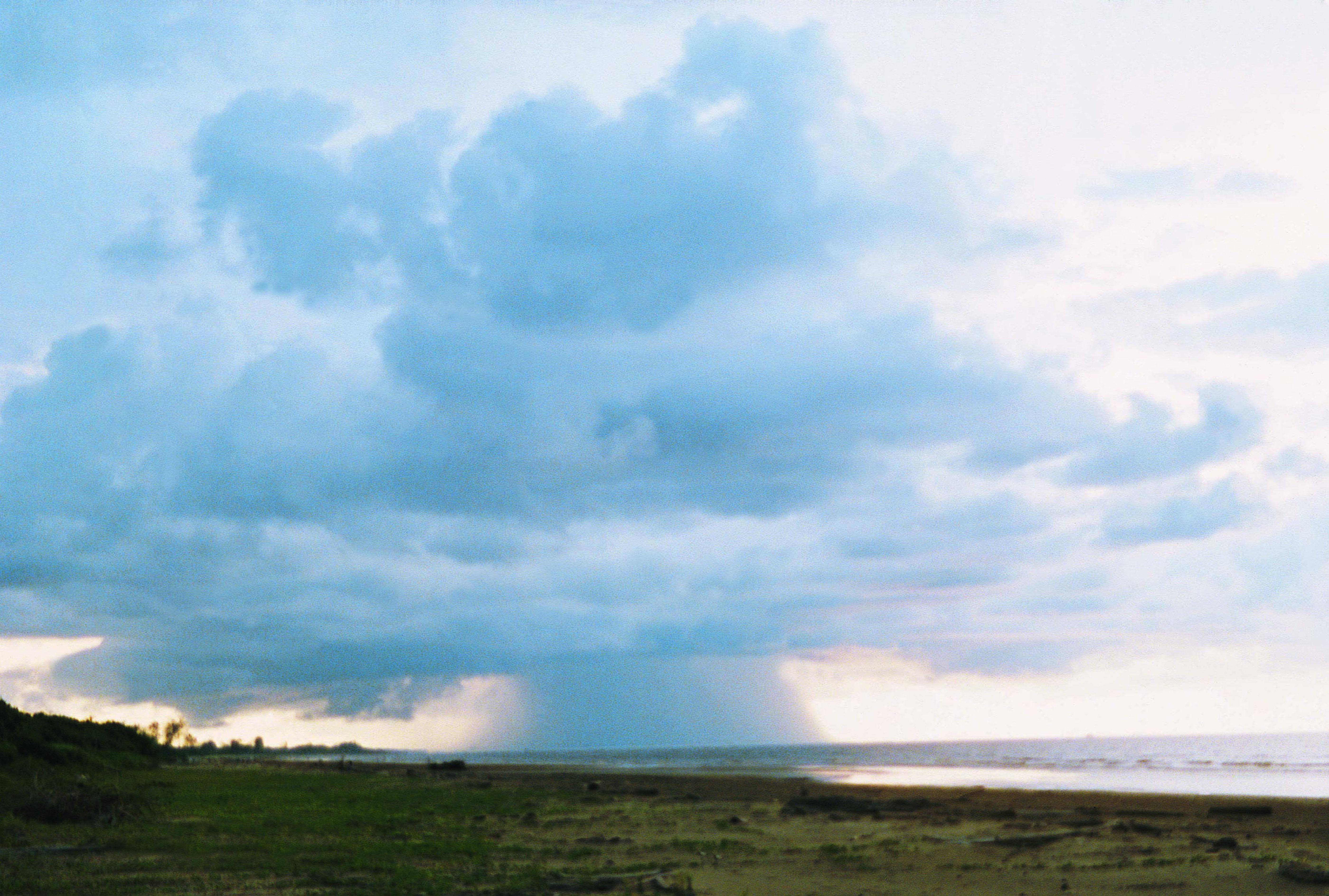 Tornado cloud