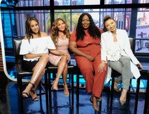 Ladies Of 'The Real' On 'Extra'