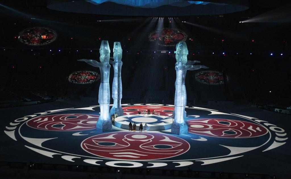 Winter Olympics - Opening Ceremony