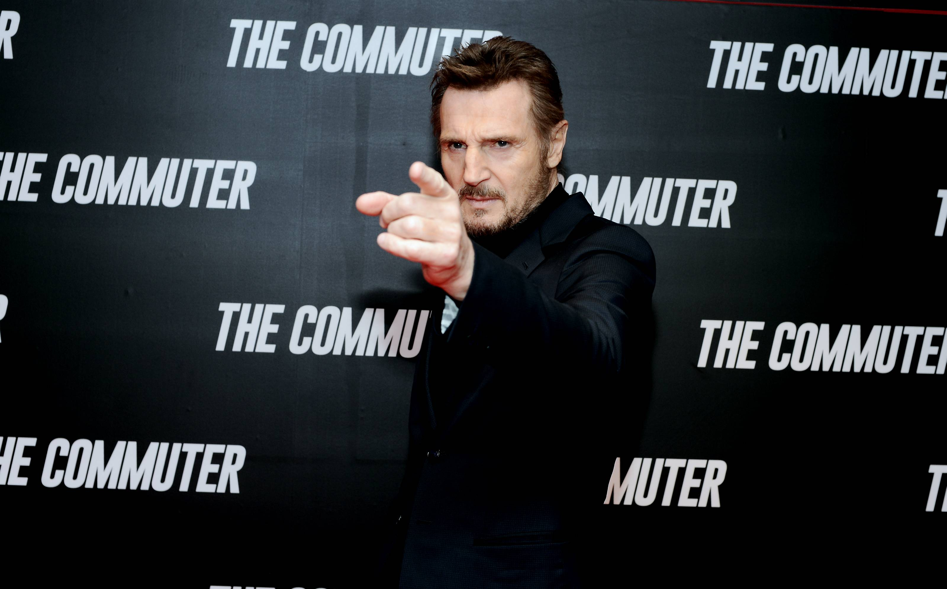 Irish Premiere of The Commuter