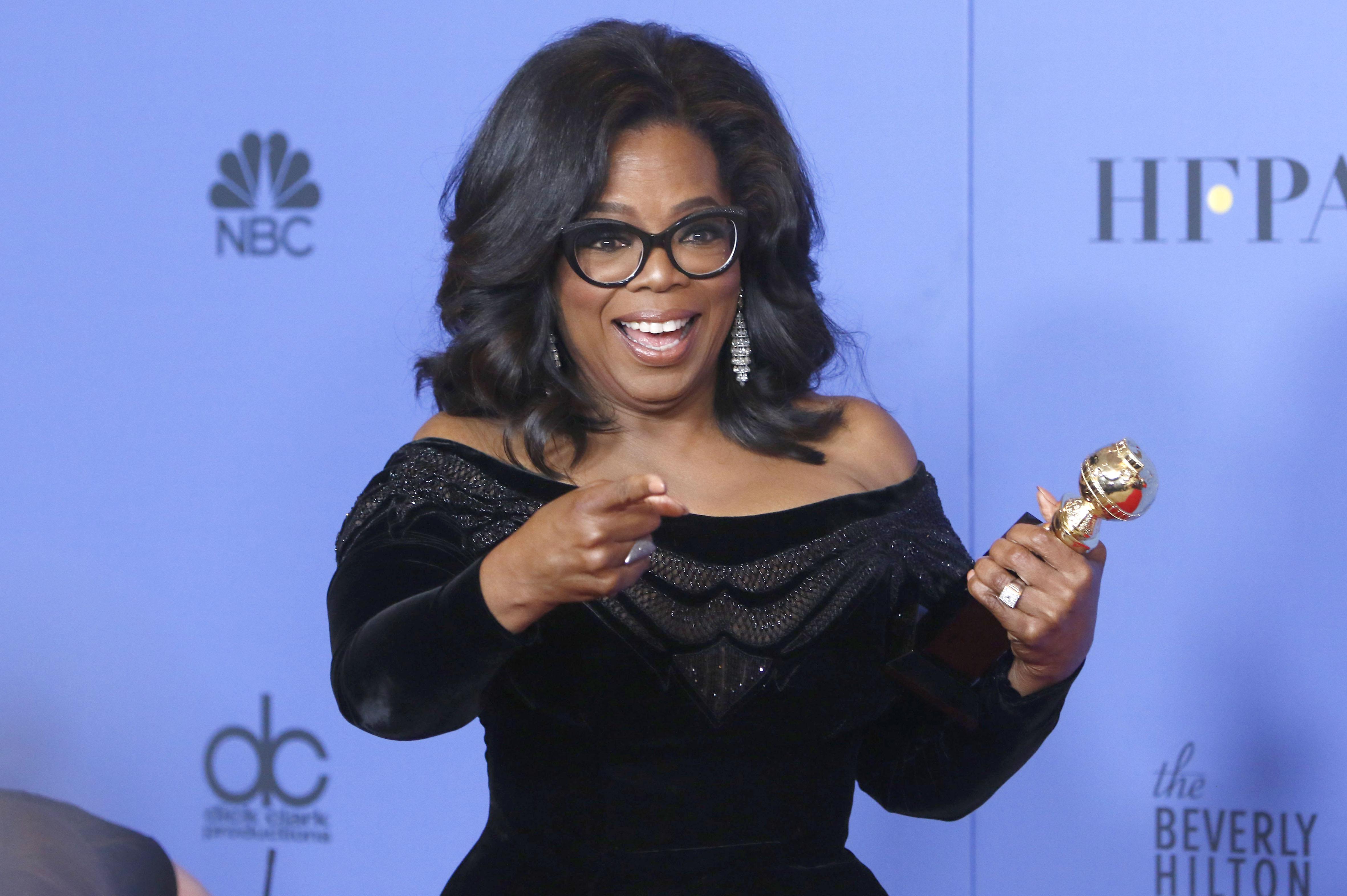 75th Golden Globe Awards - Press Room