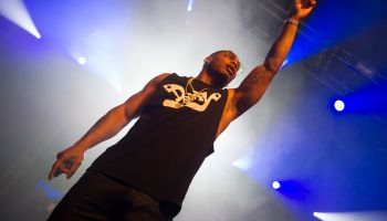 Nelly Performs At O2 Academy Birmingham