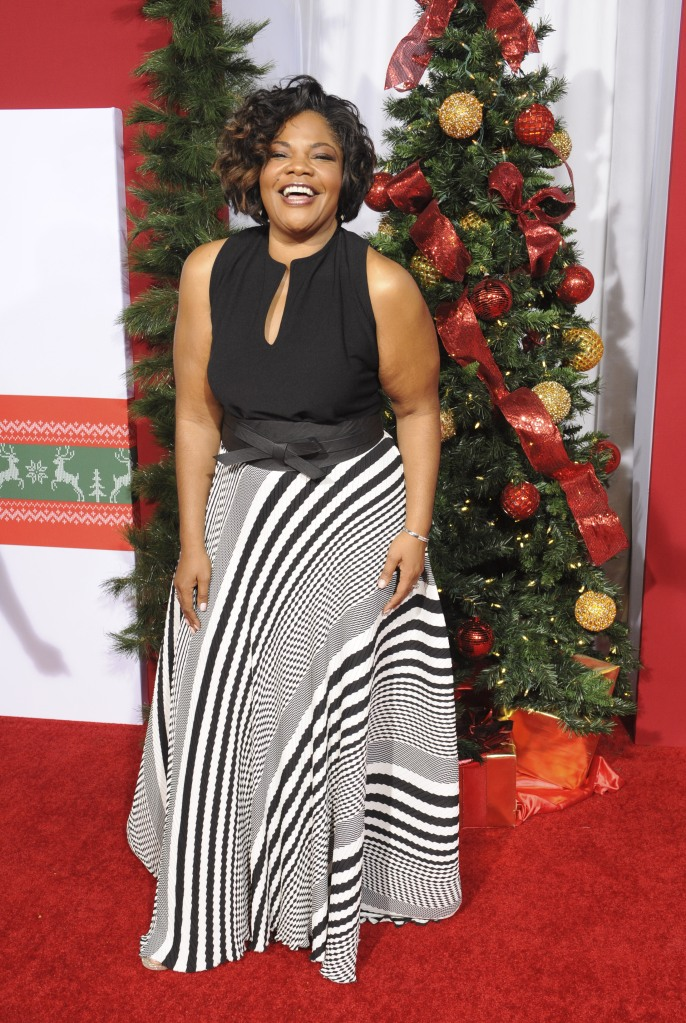 Premiere of Almost Christmas