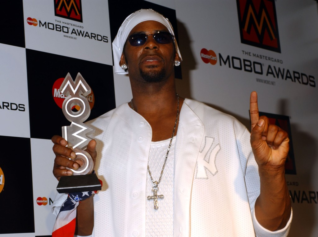 MOBO Awards Kelly