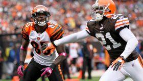 NFL: OCT 03 Bengals at Browns