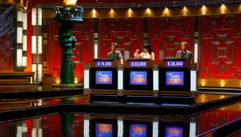 Celebrity Jeopardy Comes To Radio City Music Hall