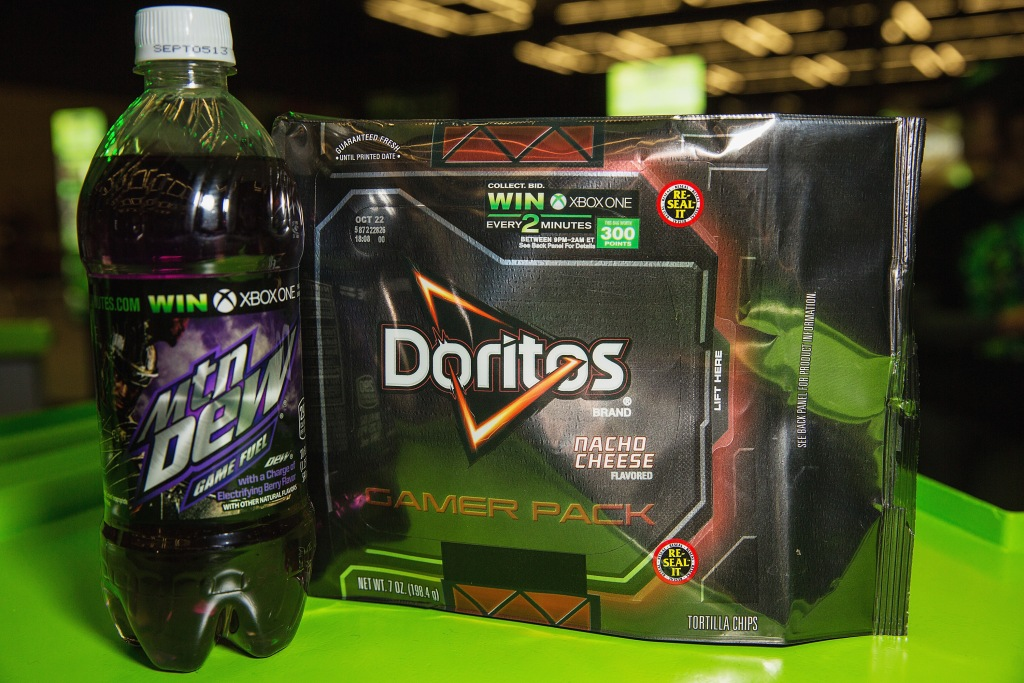 Mountain Dew And Doritos 'Every 2 Minutes' Live Auction Event Brings The Xbox One To Fans First At PAX Prime 2013