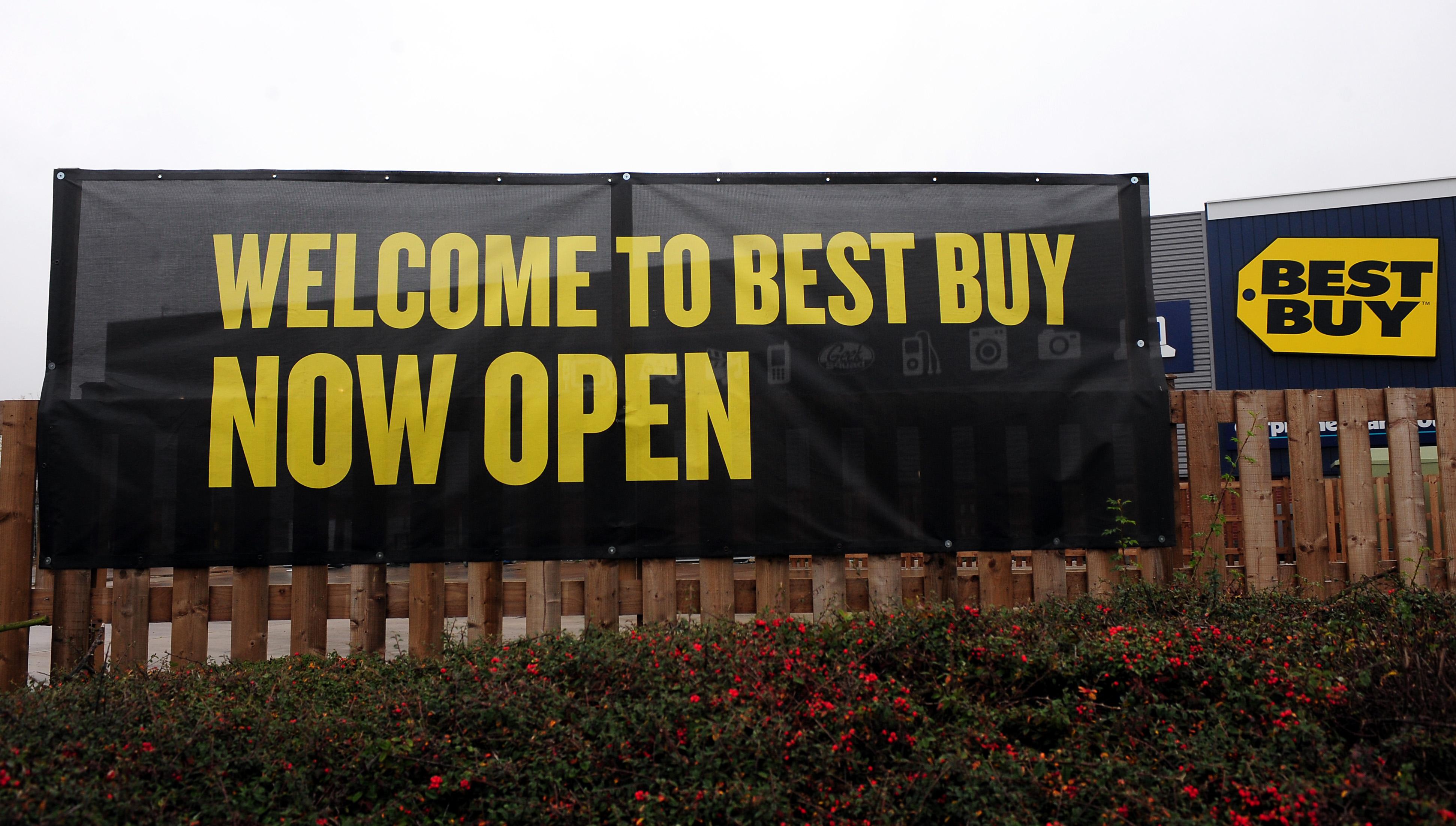 Best Buy shops set to shut