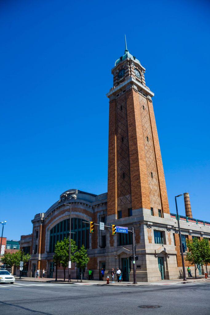 USA, Ohio, Cleveland, West Side Market