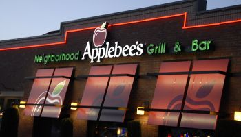 Applebees food menu in Buckley, wshington usa