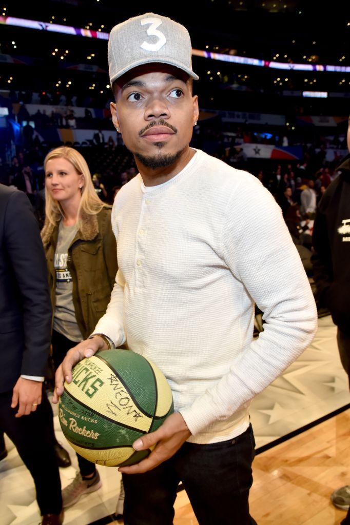 67th NBA All-Star Game: Team LeBron Vs. Team Stephen