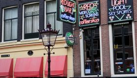 Red Light District, Amsterdam, North Holland, Netherlands, Europe