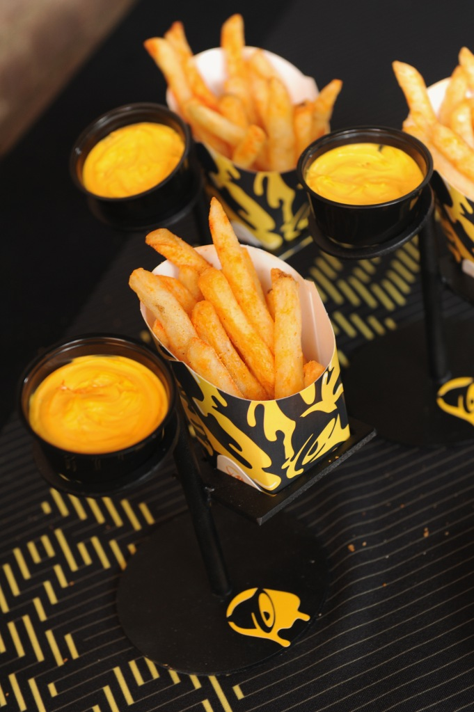 Taco Bell's Nacho Fries Premiere