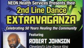 NEON 2nd Line Dancing Extravaganza