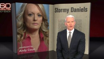 Stormy Daniels is being threatened with financial ruin