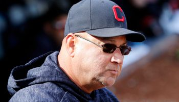 MLB: MAR 18 Spring Training - Indians at Cubs