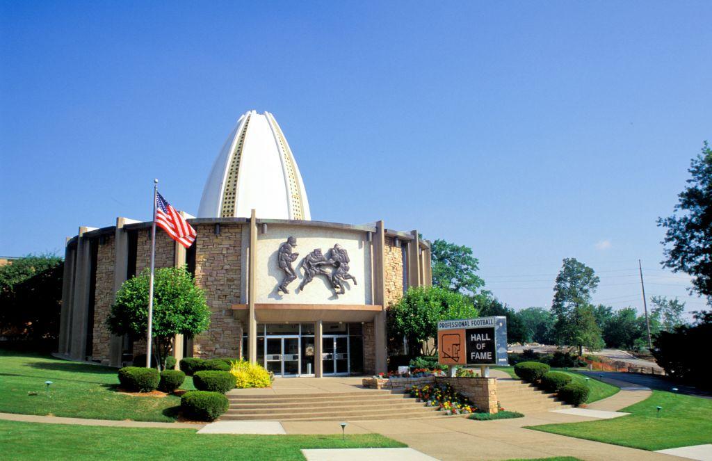 Pro Football Hall Of Fame, Ohio, Canton