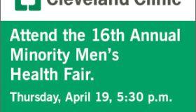 Mens Minority Health Fair 2018