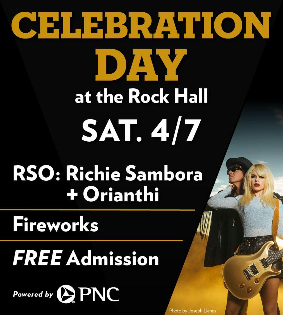 rock hall event