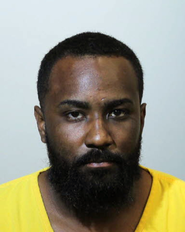 Nick Gordon Booking Photo