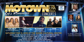 motown concert