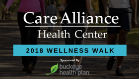Care Alliance Wellness Walk