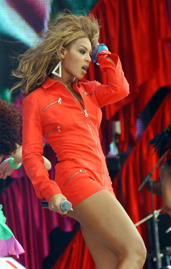 Beyonce Knowles Party in the Park