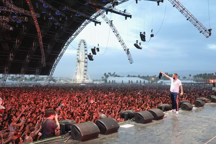 2018 Coachella Valley Music And Arts Festival – Weekend 1 – Day 3