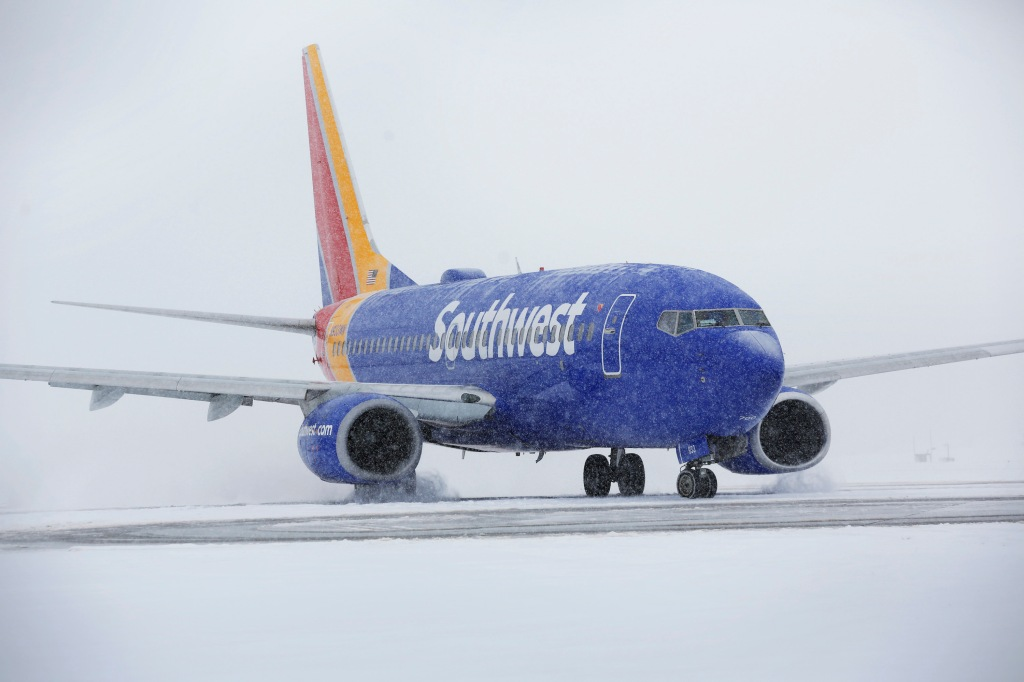 Portland International Jetport is now using 100% recycled de-icing fluid