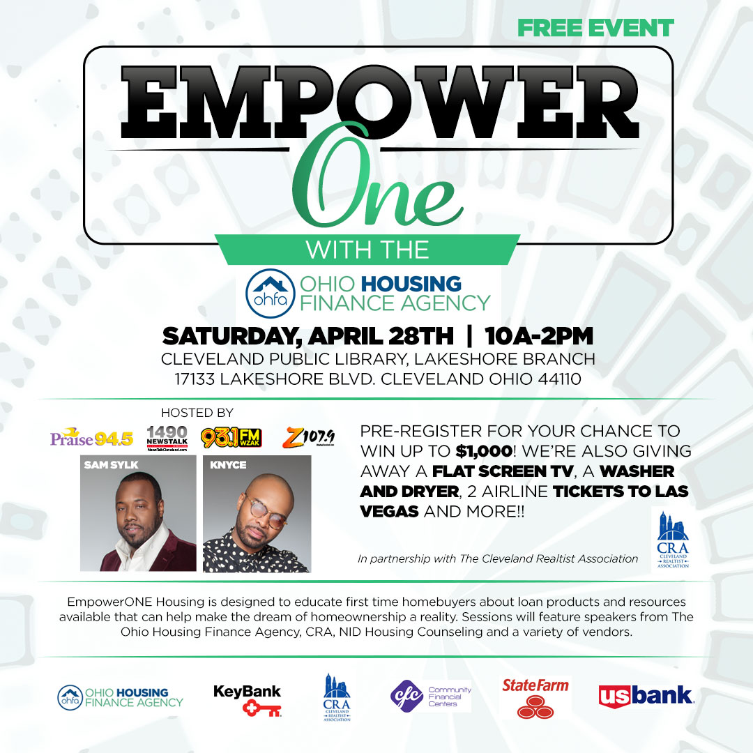 Empowerone Presented By Ohio Housing Finance Agency 93 1 Wzak