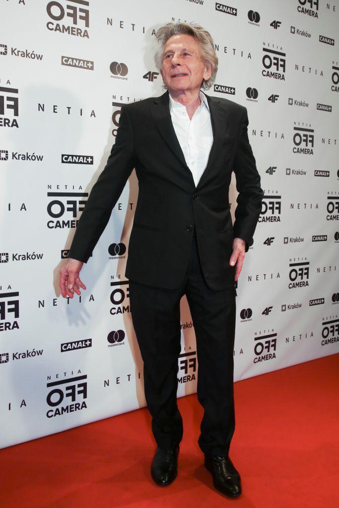 Roman Polanski in Krakow