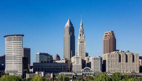 City skyline, Pittsburgh, Pennsylvania