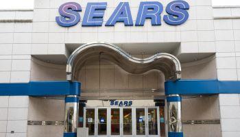 Sears store entrance. Sears, Roebuck & Co. is an American...