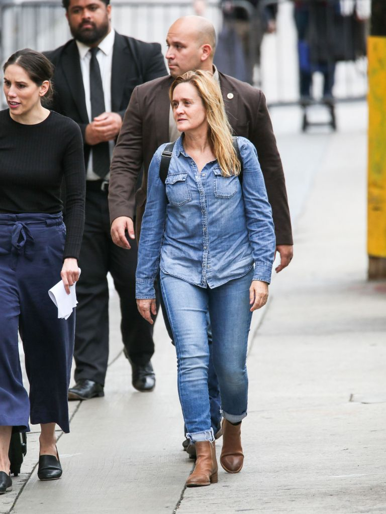 Celebrity Sightings In Los Angeles - May 24, 2018