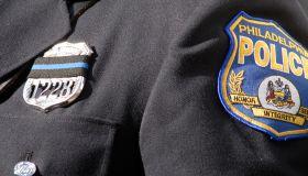 Philadelphia Mourns Police Officer Killed In Line Of Duty