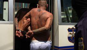 EL SALVADOR-CRIME-GANGS