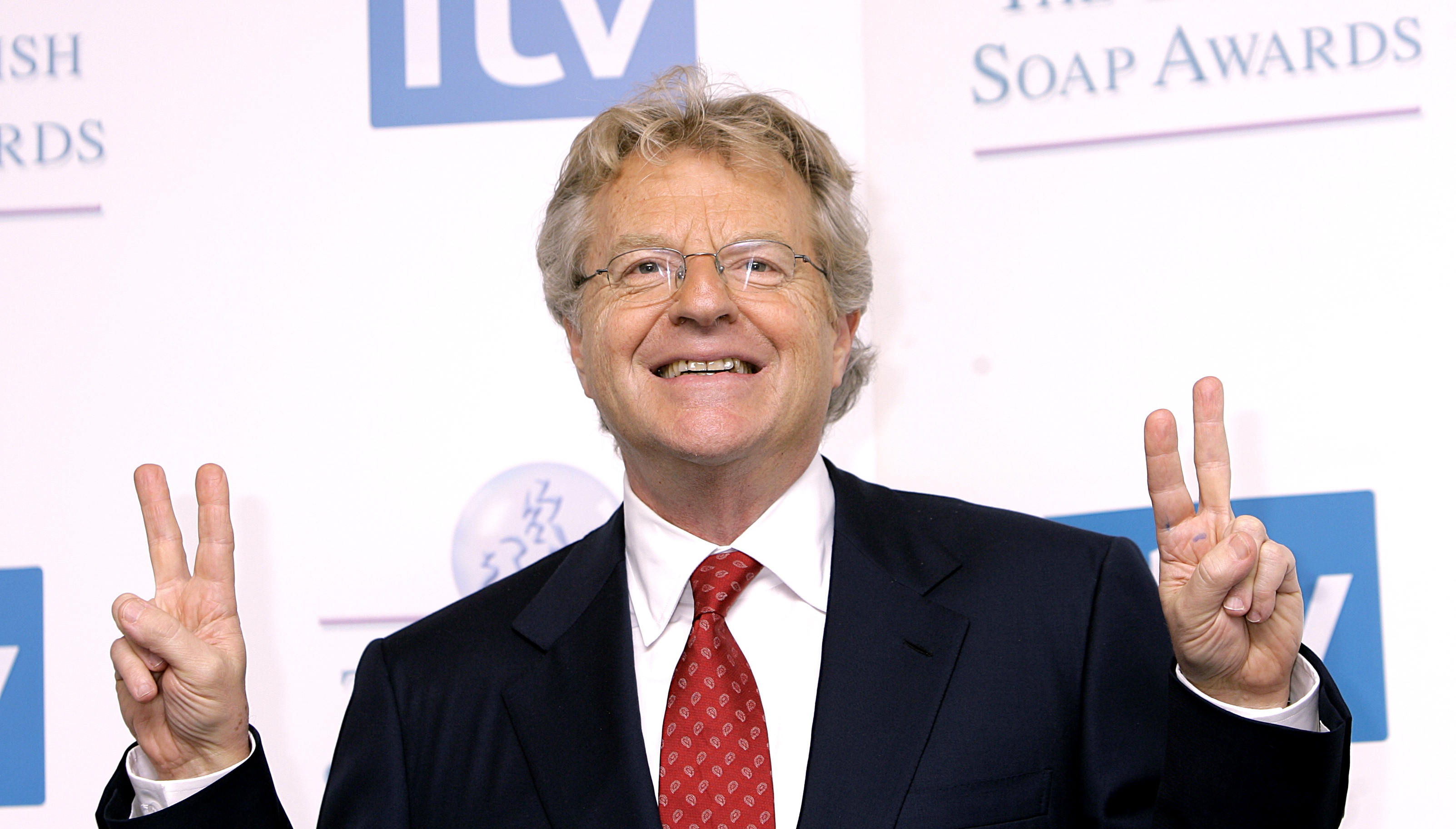 The British Soap Awards 2007 - Press Room - London