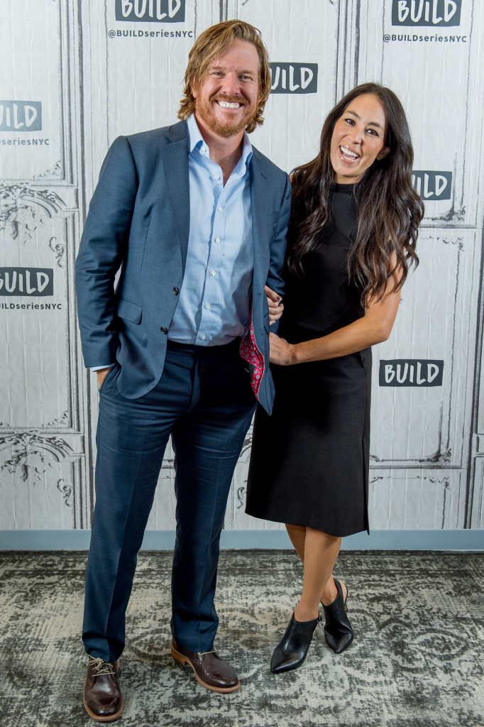 Build Presents Chip & Joanna Gaines Discussing Their Book 'Capital Gaines: Smart Things I Learned Doing Stupid Stuff'