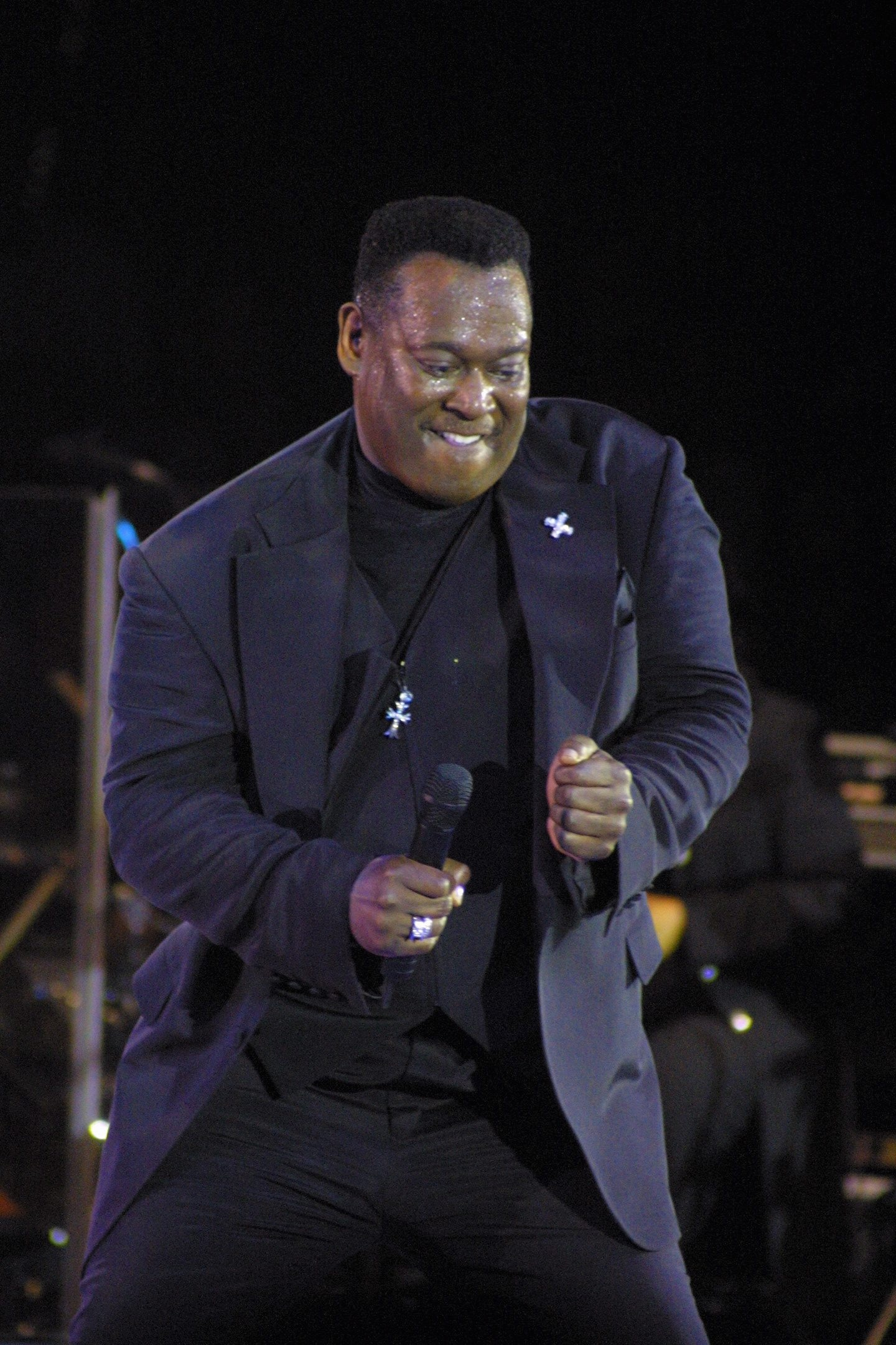 Luther Vandross Retro