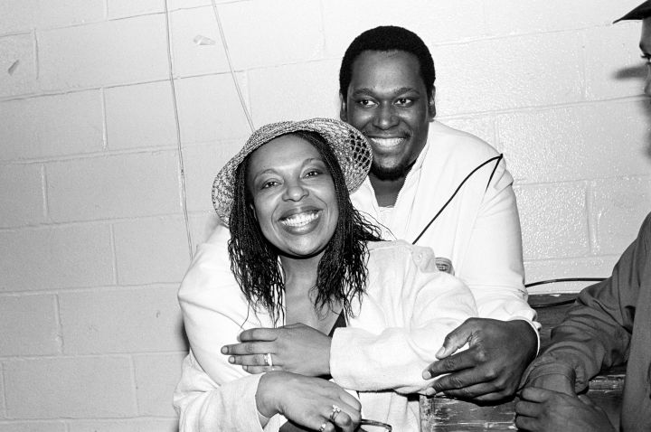 Roberta Flack And Luther Vandross