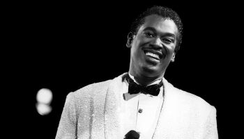 Luther Vandross Live In Concert