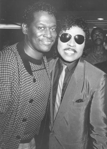 Little Richard And Luther Vandross