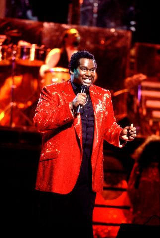 Luther Vandross On Stage